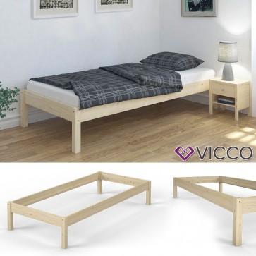 VICCO Futonbett BALI 90x200