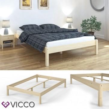 VICCO Futonbett BALI 140x200