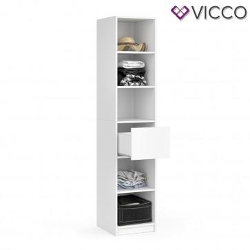 Vicco Schrank VISIT inkl. Schublade