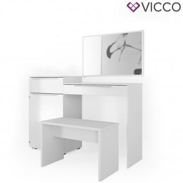 VICCO Schminktisch LITTLE LILLI mit Bank