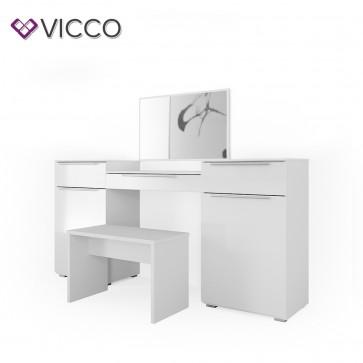 VICCO Frisiertisch LILLI mit Bank