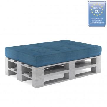Palettenkissen Set Sitzkissen+ Paletten Blau