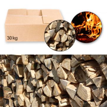 Brennholz Birke 30 Kg