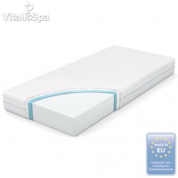 VitaliSpa® Calma Comfort Schaummatratze H2 80-140x200cm