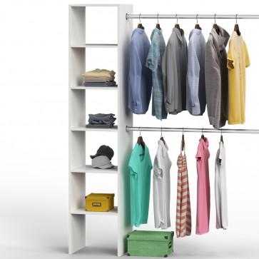 Kleiderschrank Anbau VISIT
