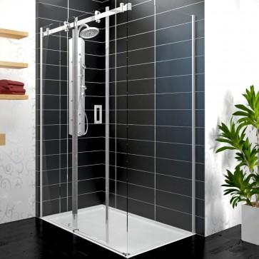 Duschkabine Eckdusche 90x120