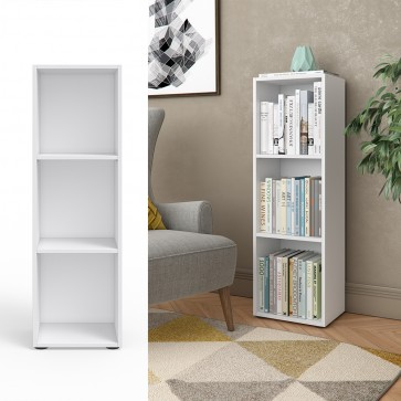 VICCO Bücherregal SMALL Weiß
