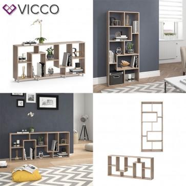 VICCO Raumteiler NOA Sonoma Eiche