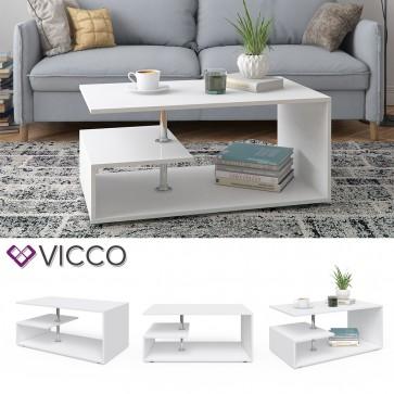 VICCO Couchtisch GUILLERMO Weiß