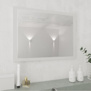 VICCO Badspiegel KIKO 60 x 45 cm Weiß