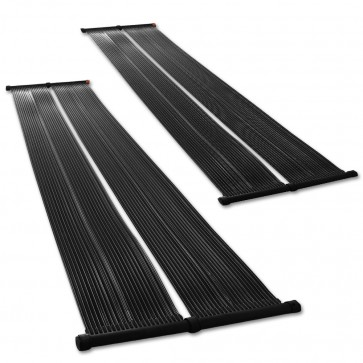 2er Set Poolheizung Solarmatte 70x300cm Solar Pool Heizung