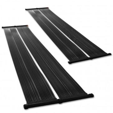 2er Set Poolheizung Solarmatte 70x600cm Solar Pool Heizung