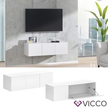 VICCO Sideboard CUMULUS-Weiß