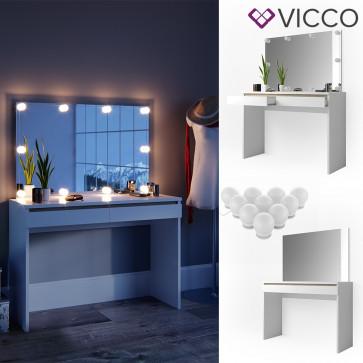 VICCO Schminktisch EMMA-mit LEDs