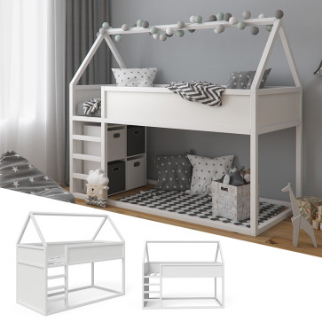VITALISPA Hausbett Pinocchio in weiß