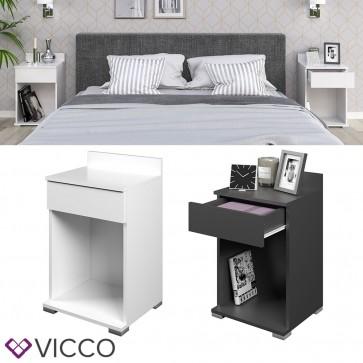 VICCO Nachtschrank PARIS
