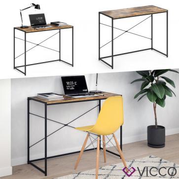 VICCO Loft Schreibtisch Fyrk