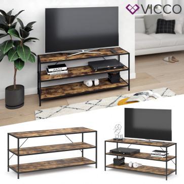 VICCO Loft Fernsehtisch Fyrk