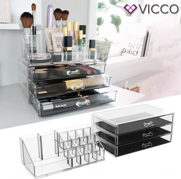 VICCO Make-Up Organizer