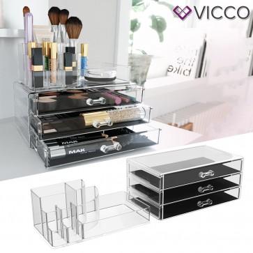 VICCO Make-Up Organizer