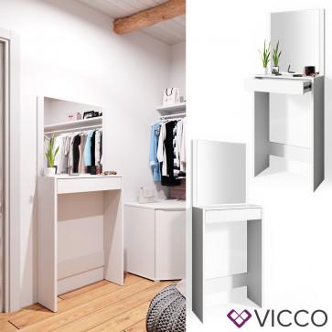 VICCO Schminkstehtisch IDA Weiß