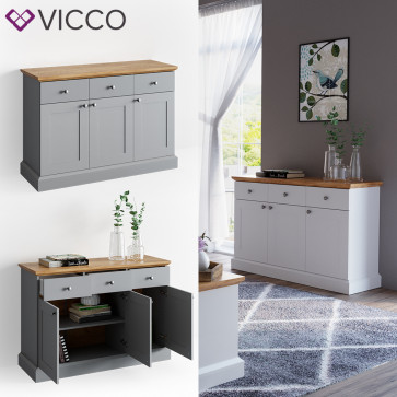 VICCO Sideboard CAMBRIDGE