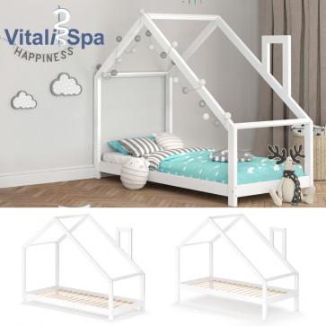 VITALISPA Funktionsbett Kinderbett NICOLE 90x200