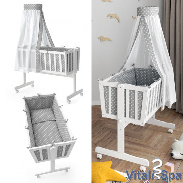 VITALISPA Babywiege NOAH