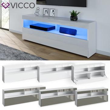 VICCO TV Lowboard JUNO 140cm