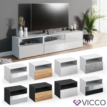 VICCO Schrank COMPO Mini 1 Schublade