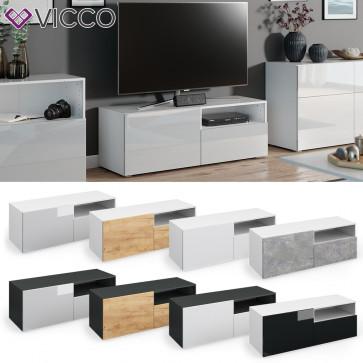 VICCO TV Lowboard COMPO 1 Tür 1 Schublade