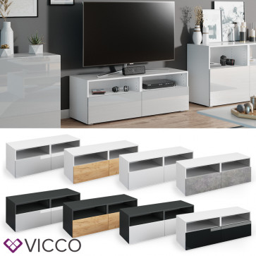 VICCO TV Lowboard COMPO 2 Schubladen