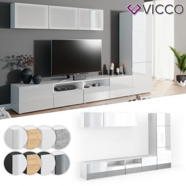 VICCO Wohnwand 7er Set COMPO