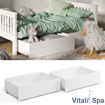 VitaliSpa Schubladen Luna für Tagesbett