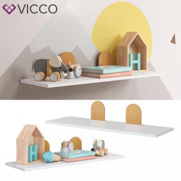 Vicco Wandregal Kinderregal Compo-Serie