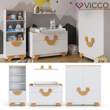 Vicco Kinderzimmer Set Compo-Serie