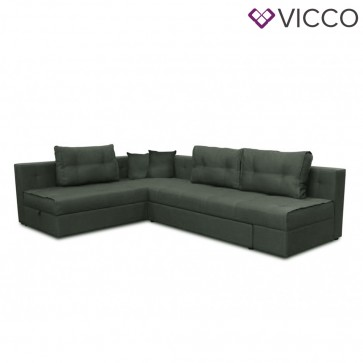 VICCO Ecksofa MILTON Links