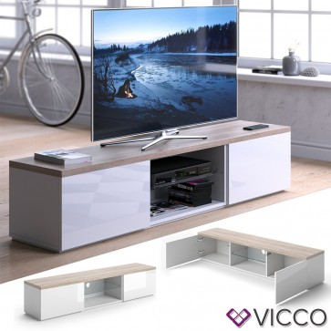 VICCO Lowboard ZENITH Fernsehschrank