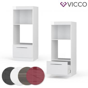 VICCO Mikrowellenschrank 60cm FAME-LINE