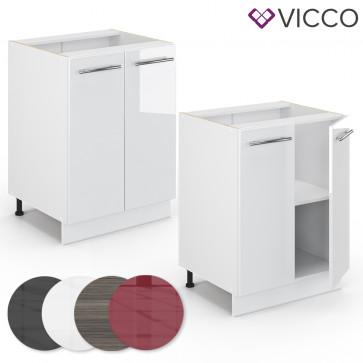 VICCO Küchenunterschrank 60cm FAME-LINE