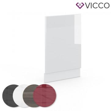 VICCO Geschirrspülerblende 45cm FAME-LINE