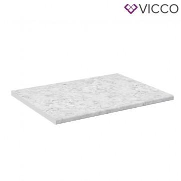 VICCO Arbeitsplatte Unterschrank 80 cm R-Line