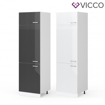 VICCO Kühlumbauschrank 60 cm R-Line