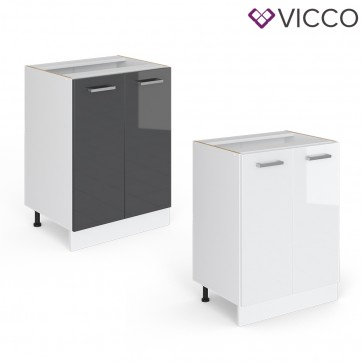 VICCO Unterschrank 60 cm R-Line