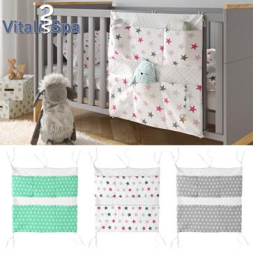 VITALISPA Bett-Organizer 60 x 60 cm