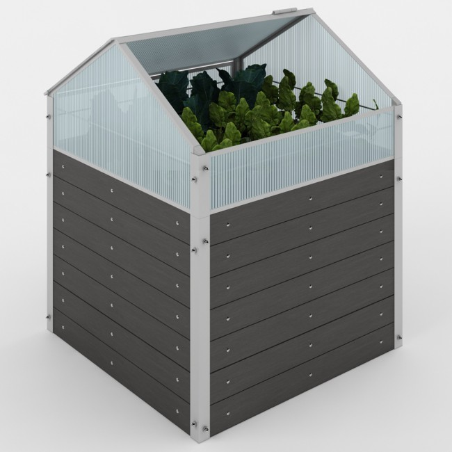 Hochbeet Gewachshaus Pflanzbeet Fruhbeet Beet Garten Komposter