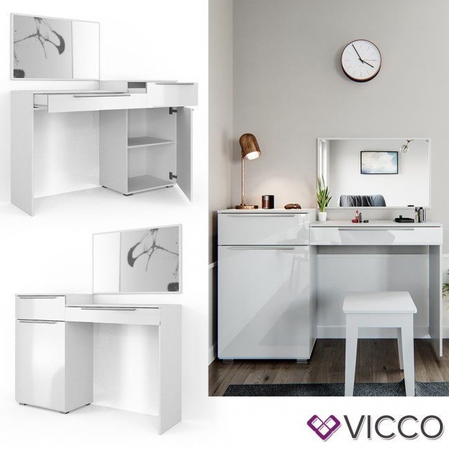 vicco schminktisch little lilli. Black Bedroom Furniture Sets. Home Design Ideas