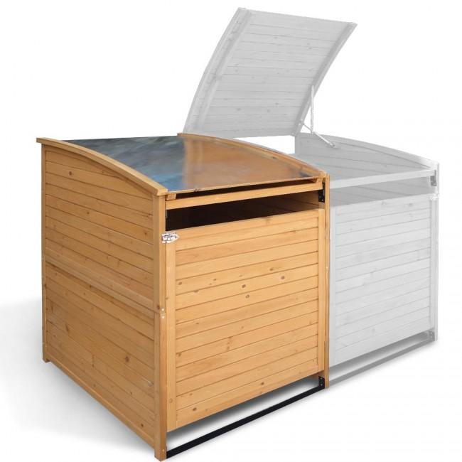 m lltonnenbox 240 l m ll tonne aschtonne verkleidung. Black Bedroom Furniture Sets. Home Design Ideas