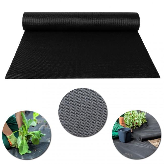 unkrautvlies 30m 20m x 1 5m lxb. Black Bedroom Furniture Sets. Home Design Ideas