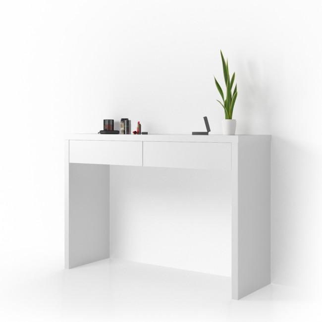 schminktisch viola wei. Black Bedroom Furniture Sets. Home Design Ideas